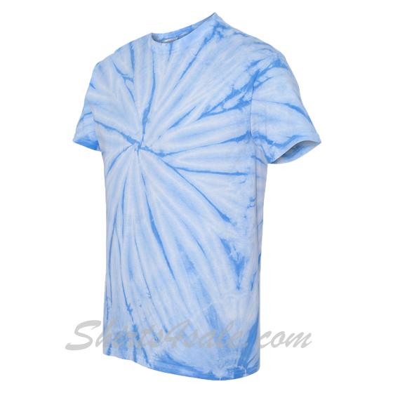 Columbia Cyclone Pinwheel Short Sleeve T-Shirt side view