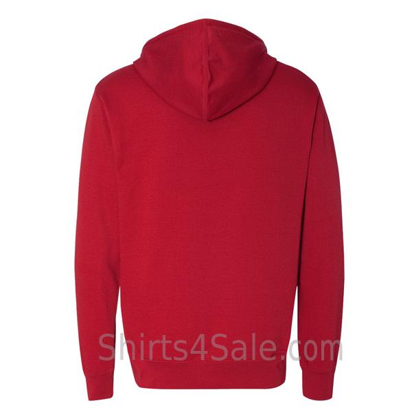 Heavy Blend Hooded Sweatshirt back view