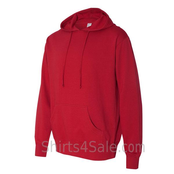 Heavy Blend Hooded Sweatshirt side view